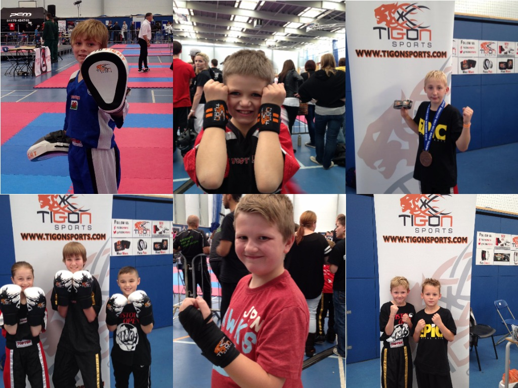 Tigon Sports at the Bristol Open 2014